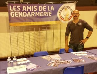 11 stand carcassone association amis gendarmerie