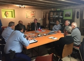 23 2 reunion octobre 2016 association amis gendarmerie