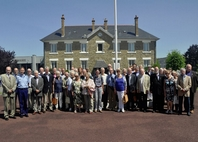35 visite groupement association amis gendarmerie