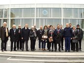 59 8 visite cergy magistrats association amis gendarmerie