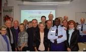 69 visite CRICR association amis gendarmerie